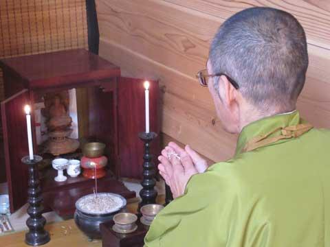 仏壇を処分したい